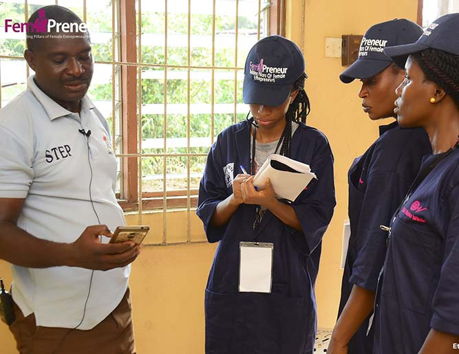 FemPreneur - Ethel Women Initiative