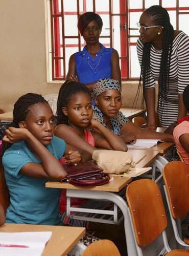 PCS Teens - Ethel Women Initiative