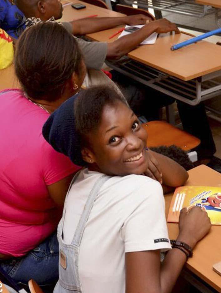 Ethel Women Initiative - PCS Teens