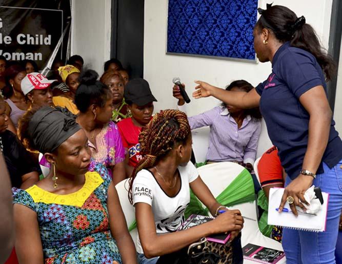 Trader Soft Loan Scheme - Ethel Women Initiative
